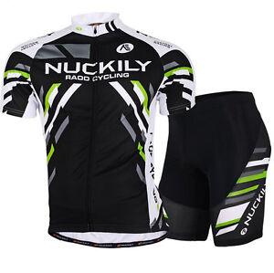 Bike-Sport-Wear-Cycling-Jersey-Kits-Bike-Riding-Shirt-Brace-Short-Set-Breathable