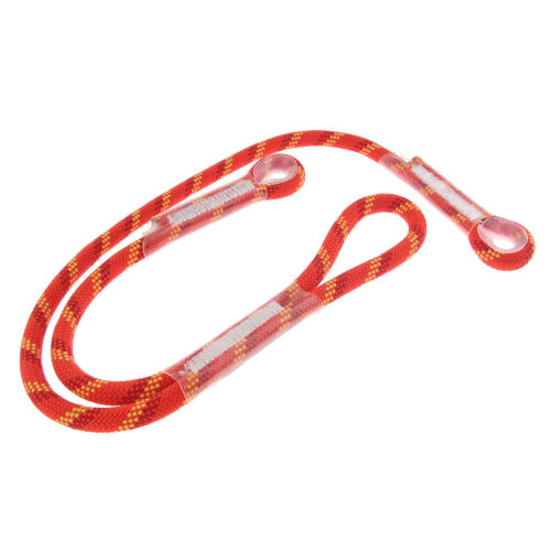 Outdoor Klettern Nylon vorgenäht Auge-zu-Auge Prusik Loop Cord Seil 22KN