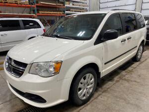 2013 Dodge Caravan SE