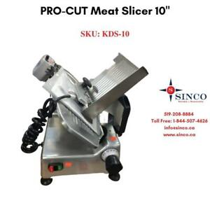 PRO-CUT Meat Slicer 10 Canada Preview