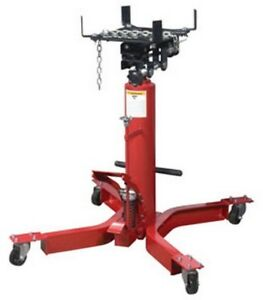 Details about 1000 lb  (1/2 Ton) Telescopic Transmission Jack SUU-7793B  Brand New!