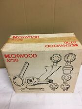 KENWOOD CHEF - Pasta Maker - A736 - (Fits A700, A701 & A701a) NEW
