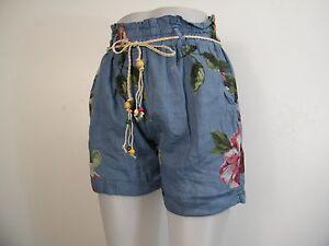 5293856a6f Lagen look Italian 100% Linen Shorts side pockets 8 Cols One Size ...