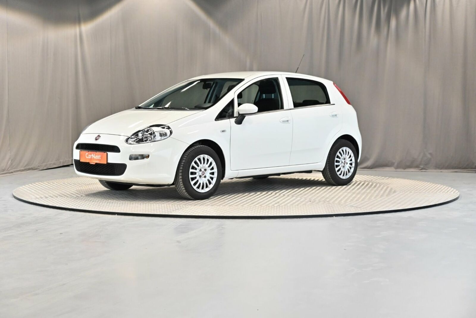 Fiat Punto 1,2 Pop 5d - 69.900 kr.