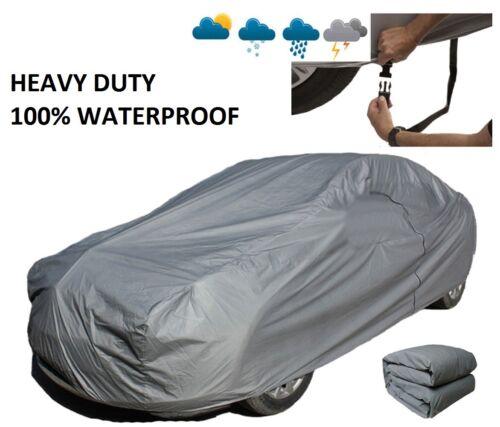 Bmw E30 3 Series 1983-1992 Heavy Duty Deluxe Waterproof Car Cover M