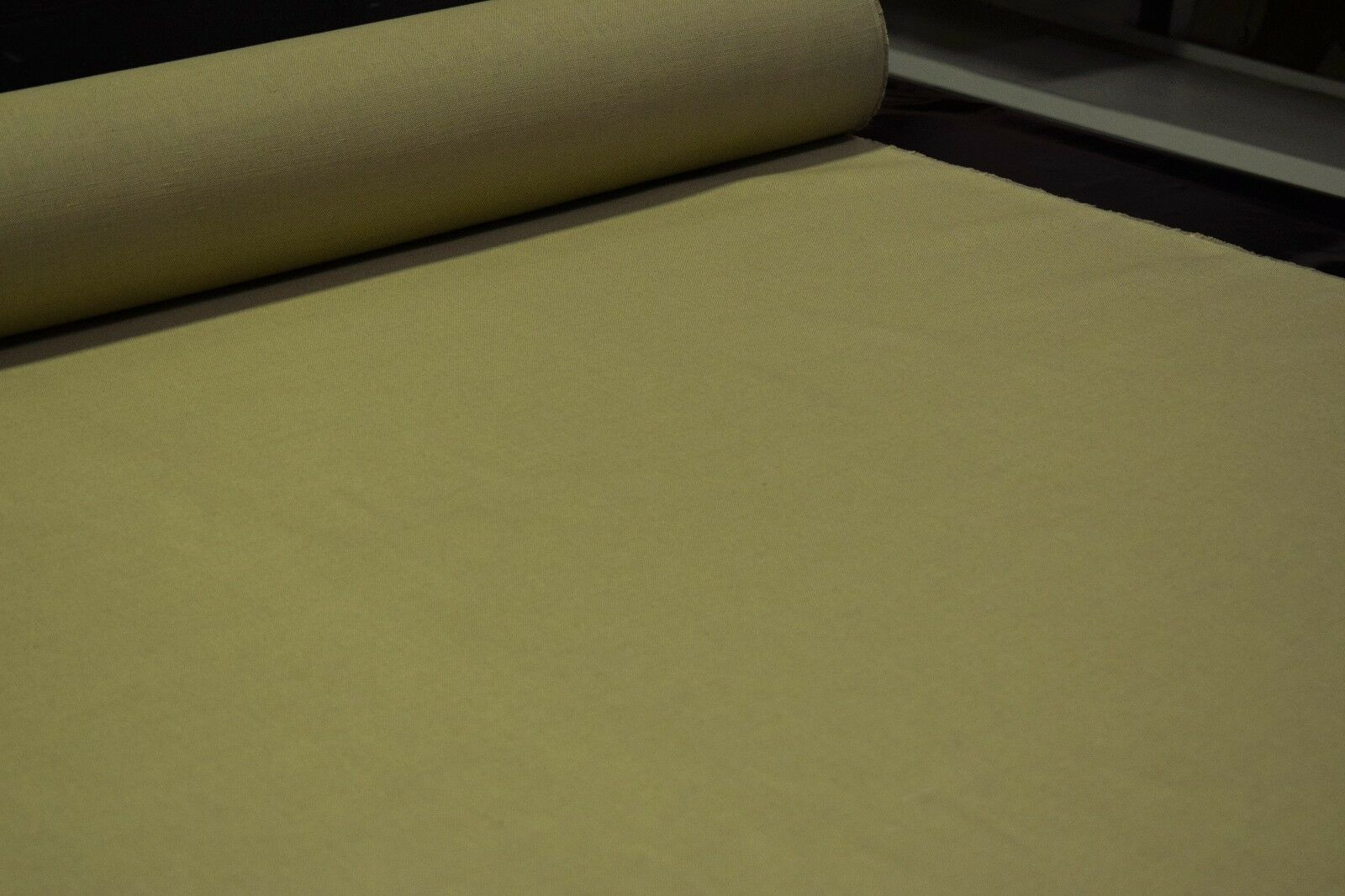 Sage Green 100 Cotton Linen Fabric 55 W Canvas Upholstery Apparel