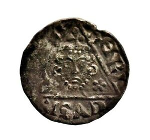 Henry Iii Annulé Long Cross Irish Penny-dublin Comme Neuf (hhc4709)-afficher Le Titre D'origine Fabrication Habile