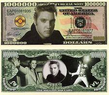 Elvis Presley Million Dollar Novelty Money