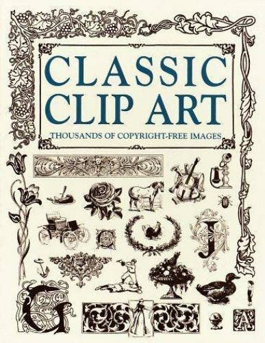 Book Classic Clip Art  Hardcover Dust Jacket Copyright Free Images