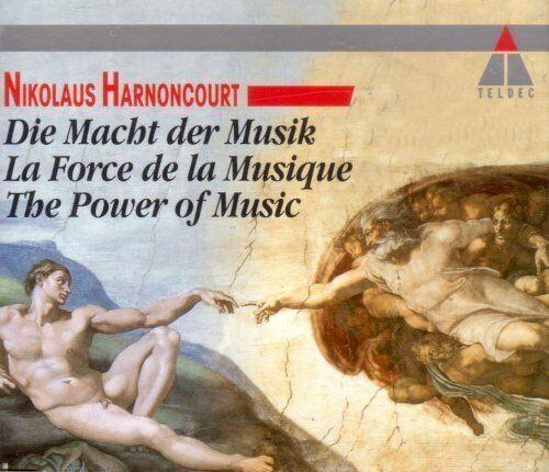 Nikolaus Harnoncourt Die Macht der Musik (Teldec, 1993)  [CD]