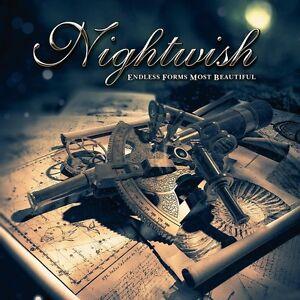 NIGHTWISH-ENDLESS-FORMS-MOST-BEAUTIFUL-SINGLE-CD-SINGLE-NEU
