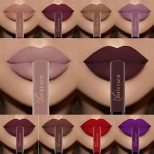 Larga-duracion-Lapiz-labial-liquido-Terciopelo-Mate-Brillo-de-labios-mujer-belleza-maquillaje