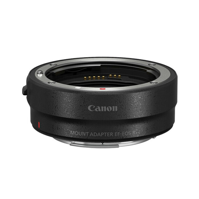 Canon EF-EOS R Lens Mount Adapter NEU aus Japan
