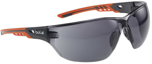 BOLLE SAFETY GLASSES NESS NEW SPECTACLES EYEWEAR EYE PROTECTION