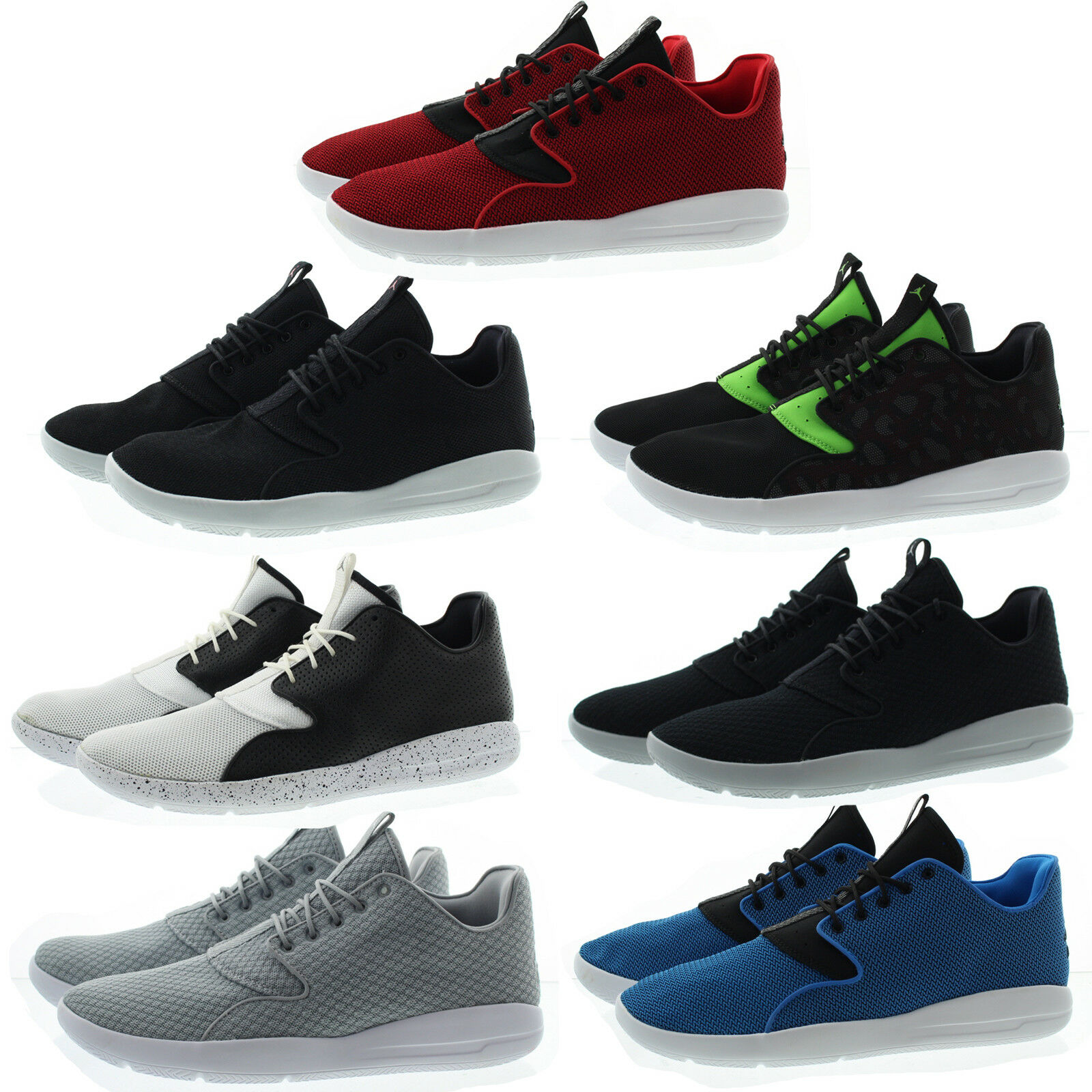 reputable site 58c84 257a3 Nike 724010 Mens Air Jordan Eclipse Low Top Running Running Running  Training Shoes Sneakers 9f4900
