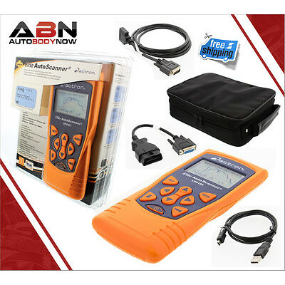 Actron CP9185 Elite AutoScanner and Diagnostic Code Scanner with Graphic LCD