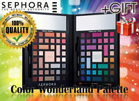 Sephora Wonderland Makeup  make up Palette eyeshadow eye shadow Color