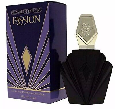 Elizabeth Taylor Passion Edt Spray 74 Ml | eBay