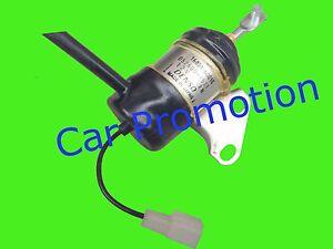 Stopmagnet-Abschaltmagnet-org-Kubota-16851-60014-16851-60011-Fuel-Stop-Solenoid