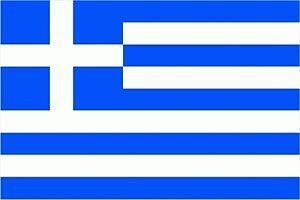 Griechenland Greece Fanfahne Fahne Fahne 0 90x0 60 Em 2012 Flagge