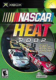 NASCAR Heat 2002 Microsoft Xbox, 2001  - $9.99