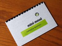 Puch Mini Maxi Moped Owners Manual