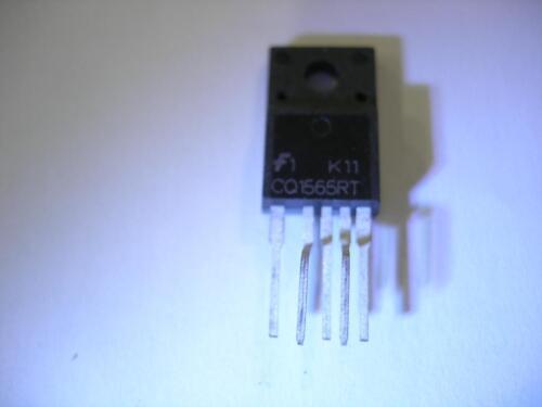 K50FSCQ1565 RT = CQ1565 RT = FSCQ1565RT IC FAIRCHILD TO-220F-5L  PCE