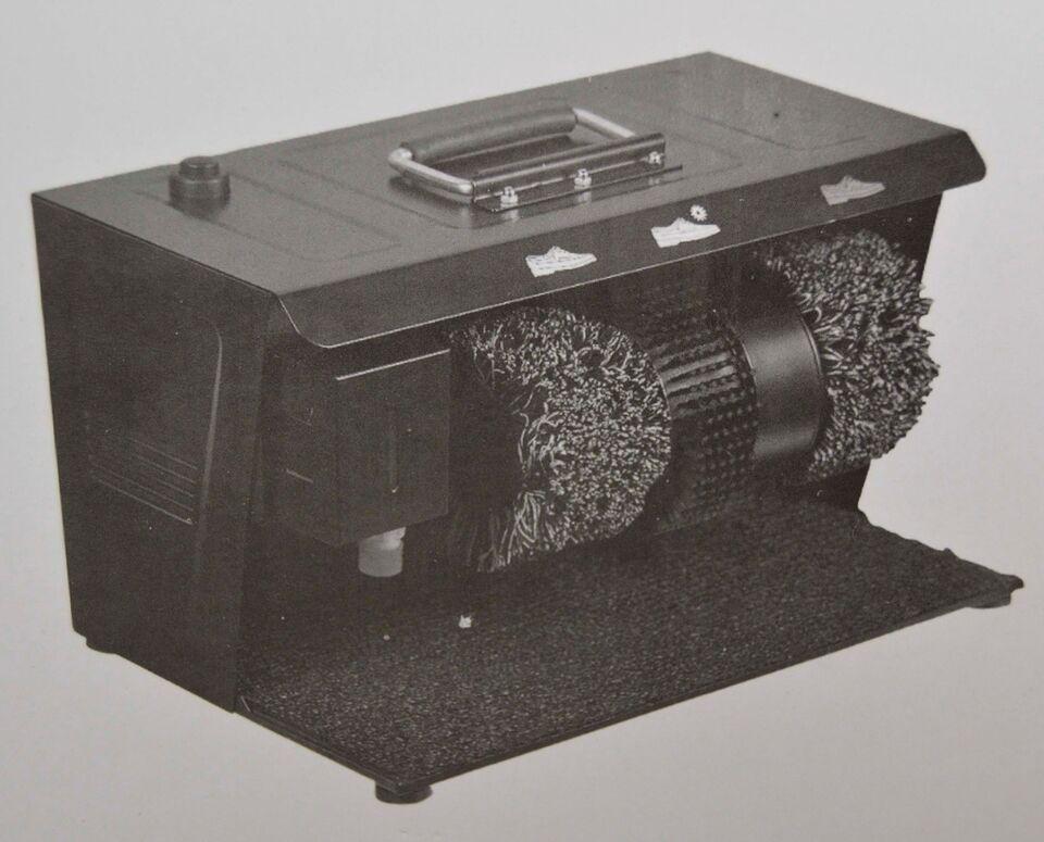 Skopudsermaskine