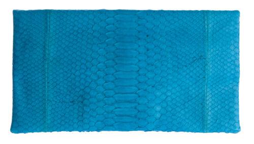 NAILA Women/'s Turquoise Fold Clutch Sz OS $295 NEW