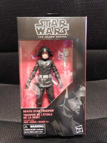 Star Wars Black Series Wave 16 6-Inch Figure Death Squad Commander