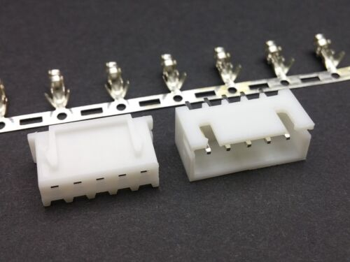 2-16, 20 broches Housing sertissage JST XH style XH connecteur 2.5 mm sets Tête