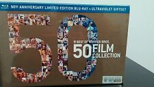 Best of Warner Bros: 50 Film Collection(Blu-ray Disc, 2013,52-Disc Set) Free S&H