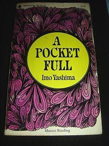 A-Pocket-Full-By-Imo-Yashima-1970-Midwood-M-125-43-Paperback