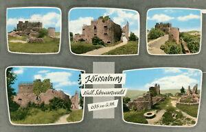 Ansichtskarte Küssaburg Schwarzwald (Nr.9207) - Eggenstein-Leopoldshafen, Deutschland - Ansichtskarte Küssaburg Schwarzwald (Nr.9207) - Eggenstein-Leopoldshafen, Deutschland