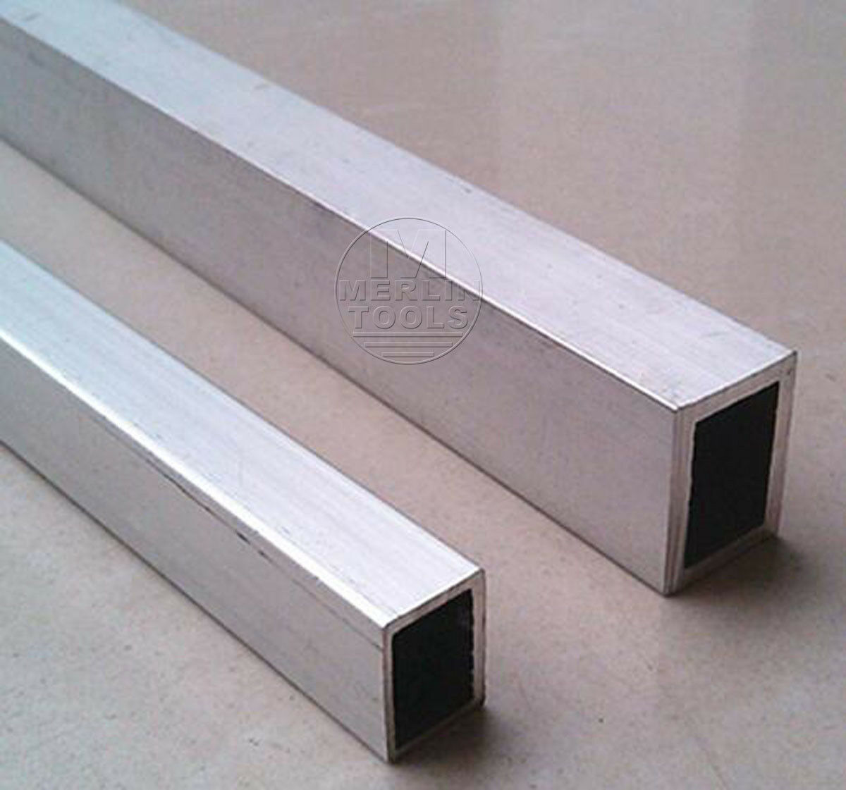 Select 40x80 44x76 50x50 50x70 100mm 6061 Aluminum Square Tube L  100mm - 600mm
