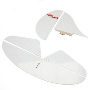 Maxford-USA-59in-Wingspan-Gee-Bee-Model-E-Tail-Plane-amp-Rudder-Set