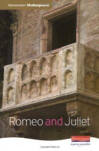 Romeo and Juliet (Heinemann Shakespeare) By William Shakespeare