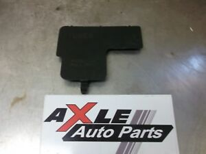 1989 firebird fuse panel cover great condition oem ebay