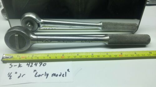 Ratchet Socket Wrenches SK Tools HUSKY Proto Craftsman Williams MORE USA Made