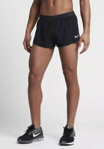 forro Nuevo para y negro 675911557594 para cortos 2xl gris correr Nike hombre Pantalones con 2 Aeroswift w6AIqzHZPx