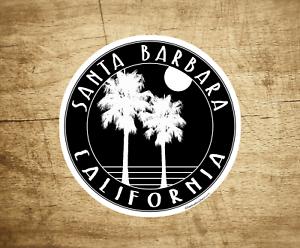 Santa-Barbara-California-3-034-Decal-Sticker-Surfing-Pacific-Ocean-Surf