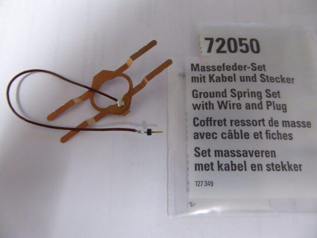 Märklin 72050 Massefedern 5 Stück   Neuware
