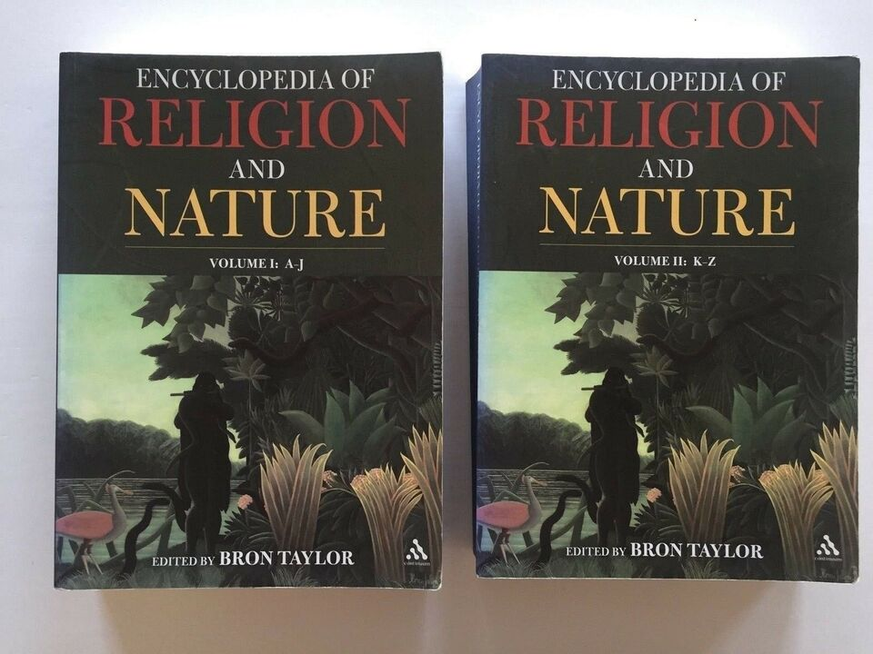 Encyclopedia of Religion and Nature - A-J/K-Z, emne: