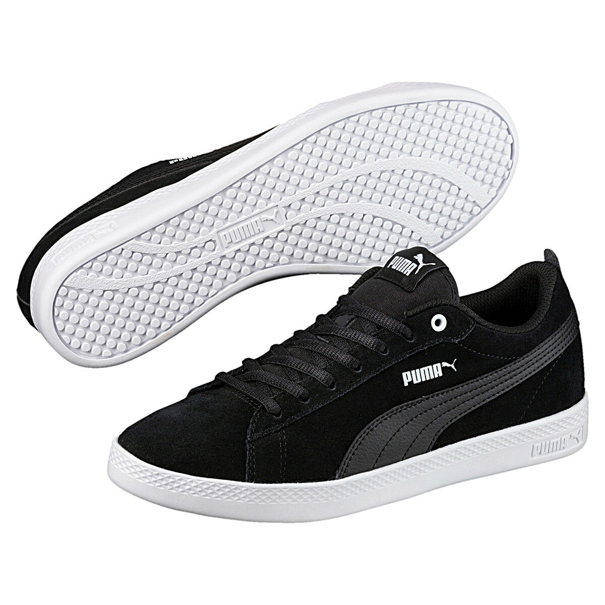 Puma Smash Wns V2 Sd Women's Sneakers Suede shoes Suede 365313 01