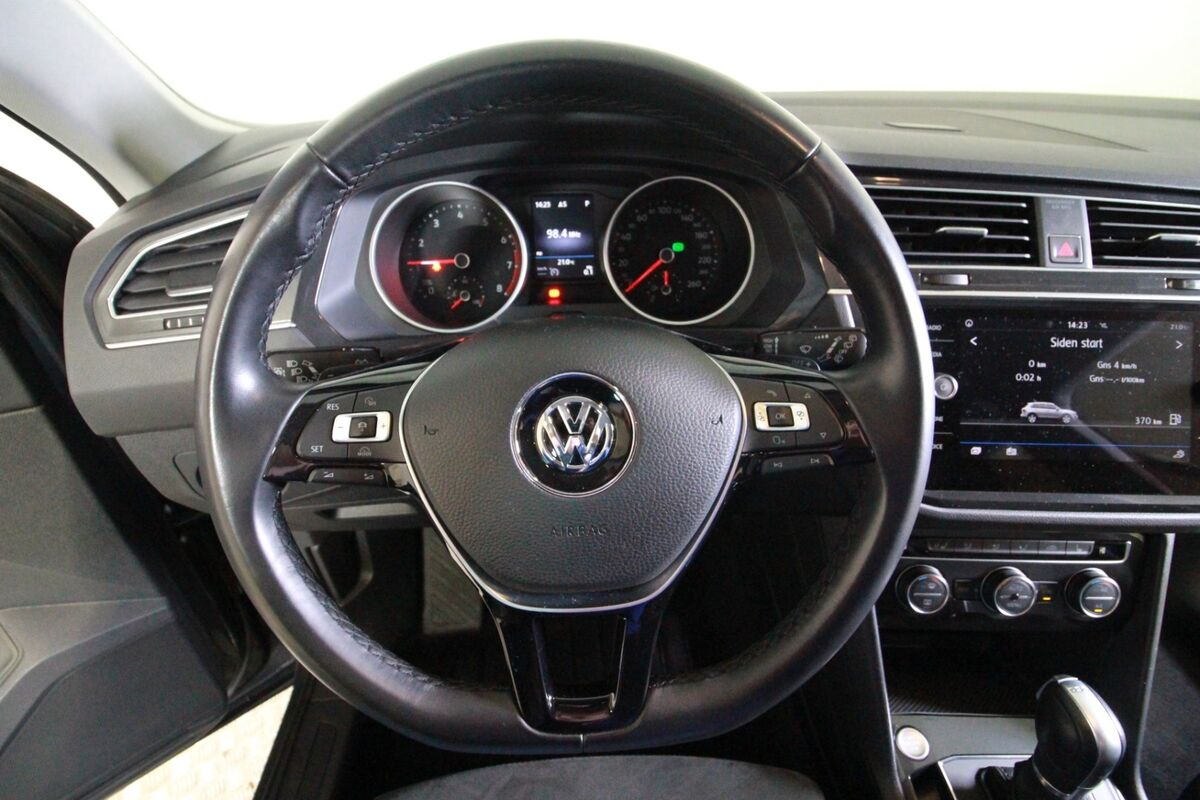 VW Tiguan 1,4 TSi 150 Comfortline DSG
