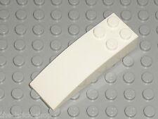 LEGO White slope brick ref 44126 / set 75021 7679 5974 10157 7674 8156 10220 ...