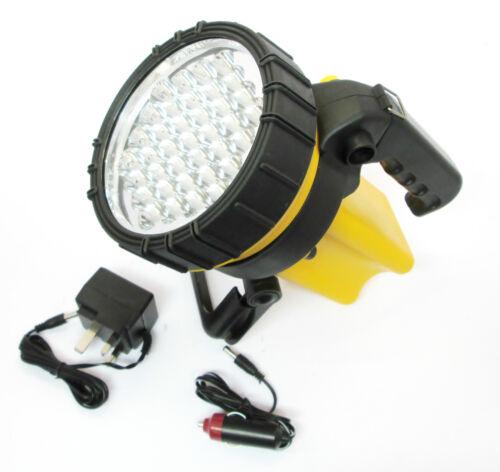 Rechargeable Lantern Work Light  37 LED/'s  New  TZ TO176 Spotlight
