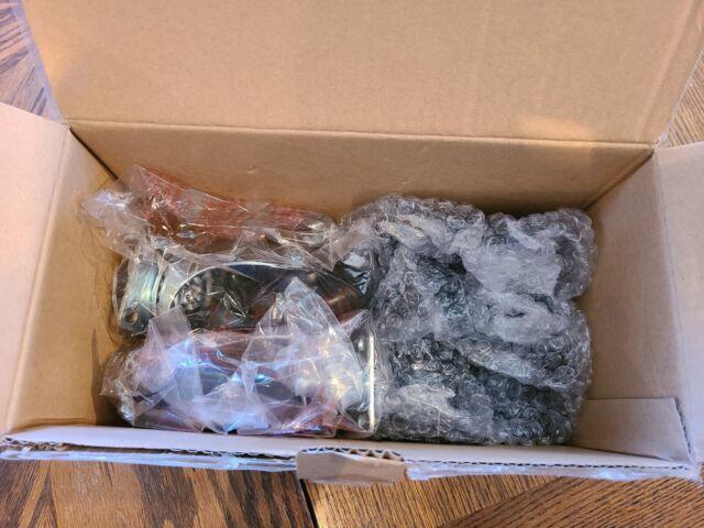 Husky G0502AC-US 5 inch Black PP Caster Kit for sale online