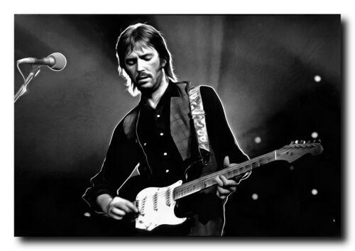 "Eric Clapton Canvas Art Poster Print 24x36/""Unframed Wall ArtCanvas Decor"