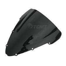 Black Windshield Windscreen For Honda CBR 600 F4i 2001-2008 02 03 04 05 06 2007